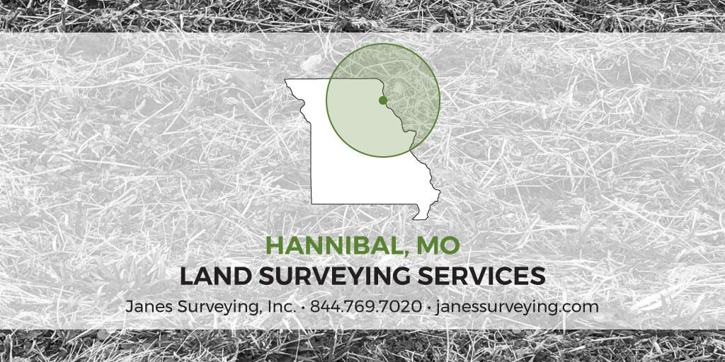 Hannibal, Missouri Area Land Surveying