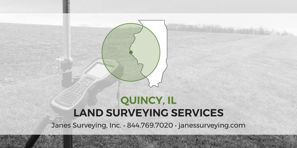 Surveying Services Near Quincy, Illinois