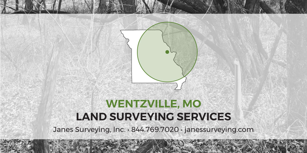 Surveying for Wentzville, Missouri Region